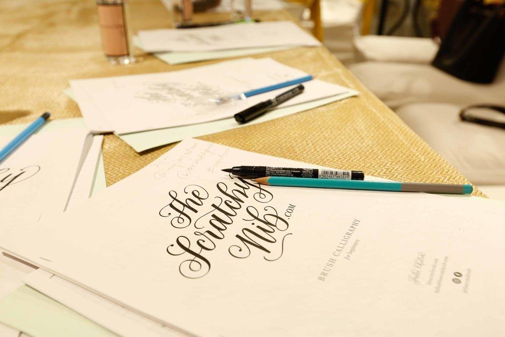 free-calligraphy-kit-india