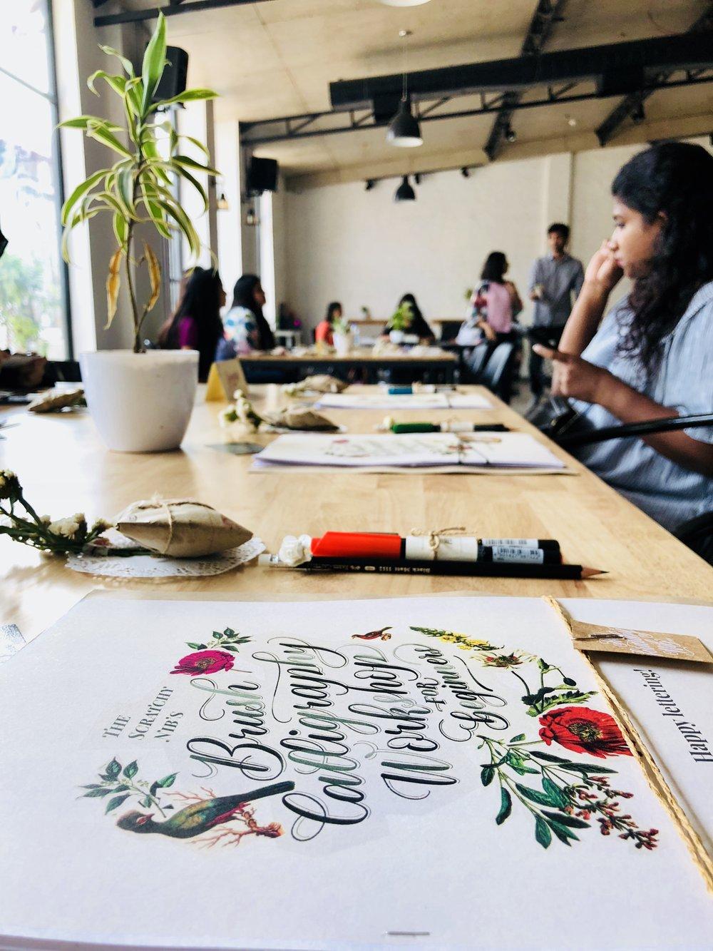 workshop-calligraphy-delhi
