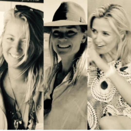 Claudia - NY/ Stephanie - London/ Lanné - Sydney