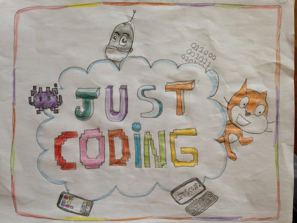 """""""Let's Code""""(Lucas Grossi M3)"""