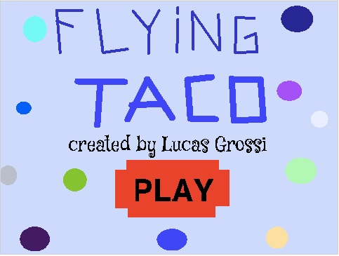 "Copy of ""Flying Taco"" Lucas G. M3"