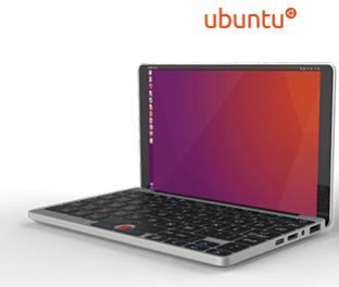 Laptop com Ubuntu (Linux).