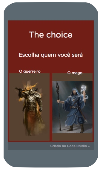 "Copy of ""The Choice"" Augusto CR"
