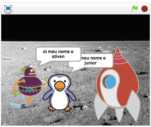 Espaço  Giovanna e Silvia - 3oD