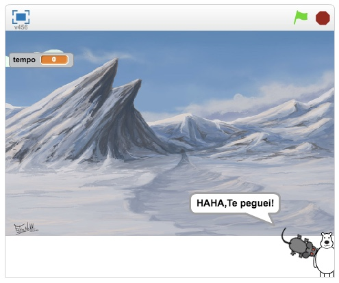 """Urso Artic"" Tiago"