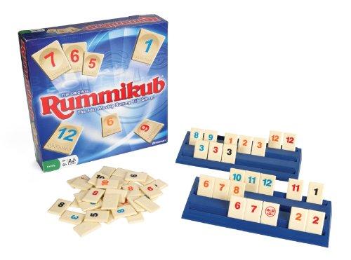RUMIKUB - Jogo de estratégia que inclui uso de matemática, raciocínio dedutivo, ordenação e combinação.