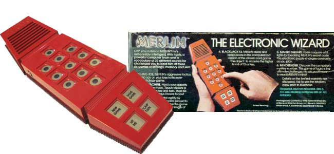 Merlin - The Electronic Wizard. Meu passaporte para a Engenharia.