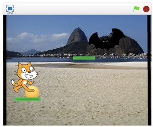 """""""Foot Tênis na Praia"""" - Otávio"""