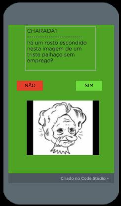 """""""Projeto Charada"""" - Henrique e Rafael"""