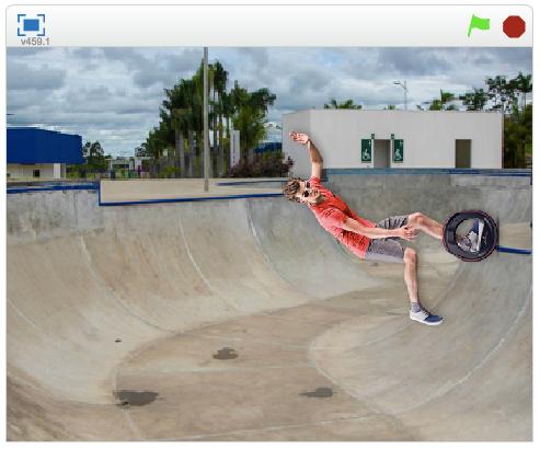 """Skate"" - Guilherme"