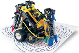 Lego Mindstorms (10 a 15 anos)