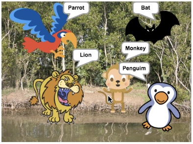 Inglês - The Zoo