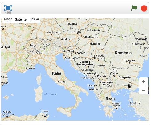 Copy of GEOGRAPHY- Google Maps Itália