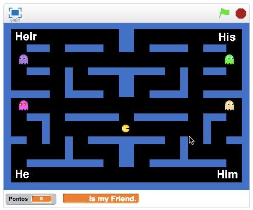 ENGLISH - PacMan (his/him/he)