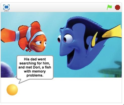 ENGLISH - Storyboard