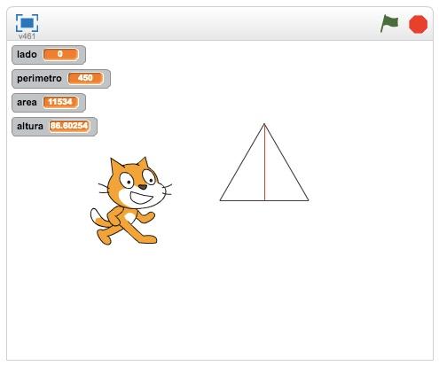 Math - Alturas dos Triângulos