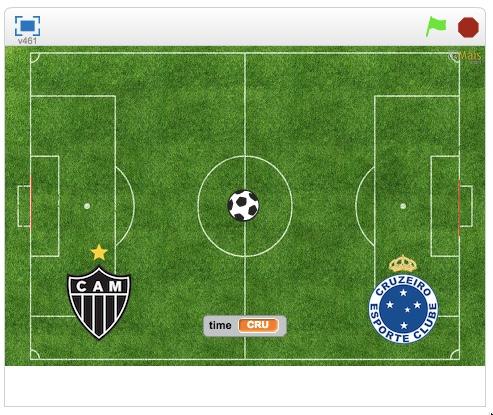 E.F - Jogo de Futebol
