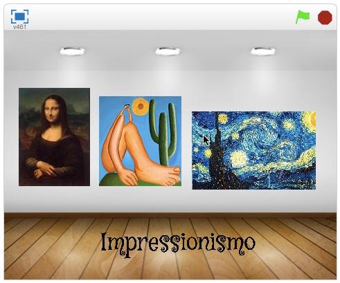 Projeto de Artes: Museu Virtual