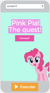 Pink Pia! The quest! - Victoria
