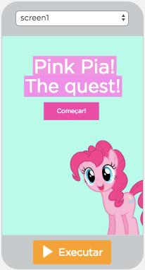 Pink Pie Quest
