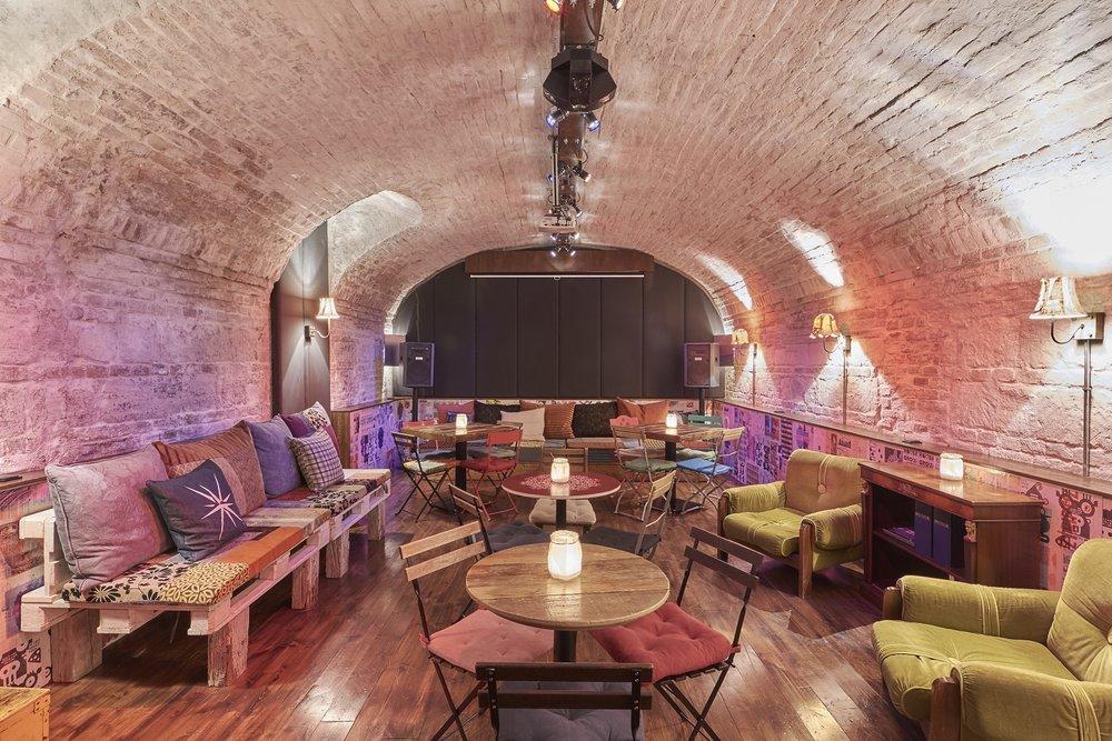 The Den, Brody Studios