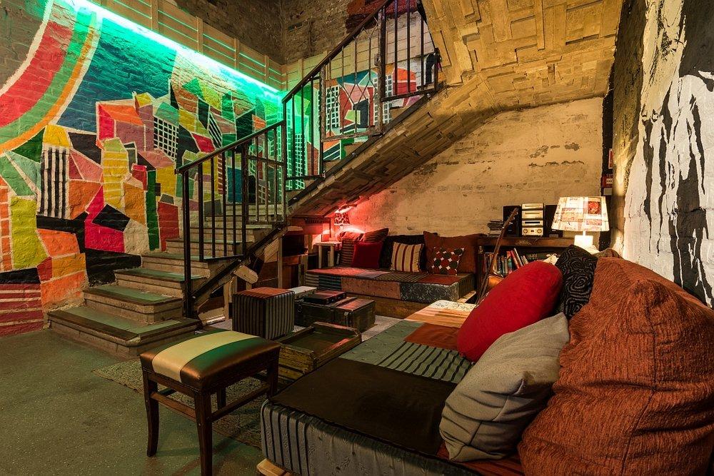 The Bunker Bar, Brody Studios