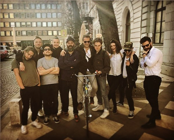 It's a wrap... again. We're sad to say goodbye to @thelastkingdom gang - thanks for all the laughs & memories shared in Budapest & BrodyLand, looking forward to have ya'll back. Repost via @elizabutterworth #brodylove #lastkingdom #thatsawrap #budapest #madeinbudapest #brodyland #thelastkingdom @wclothier @tobyregbo @markrowley90 @millie_brady @harrymcentire @chillborg @arnasfederman
