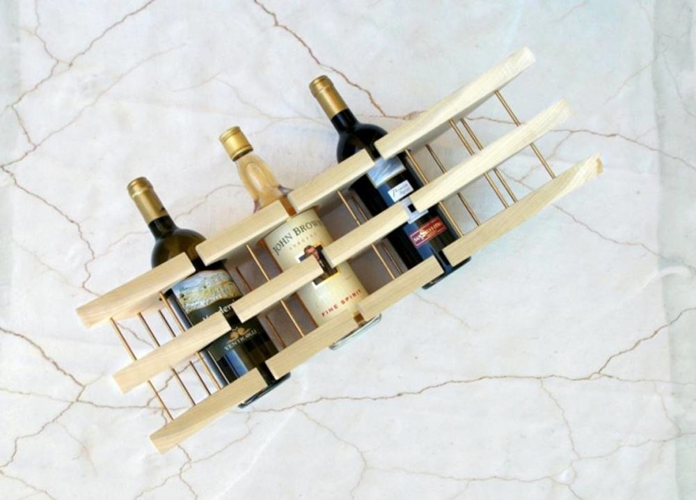Multi-Functional Wine Rack 2