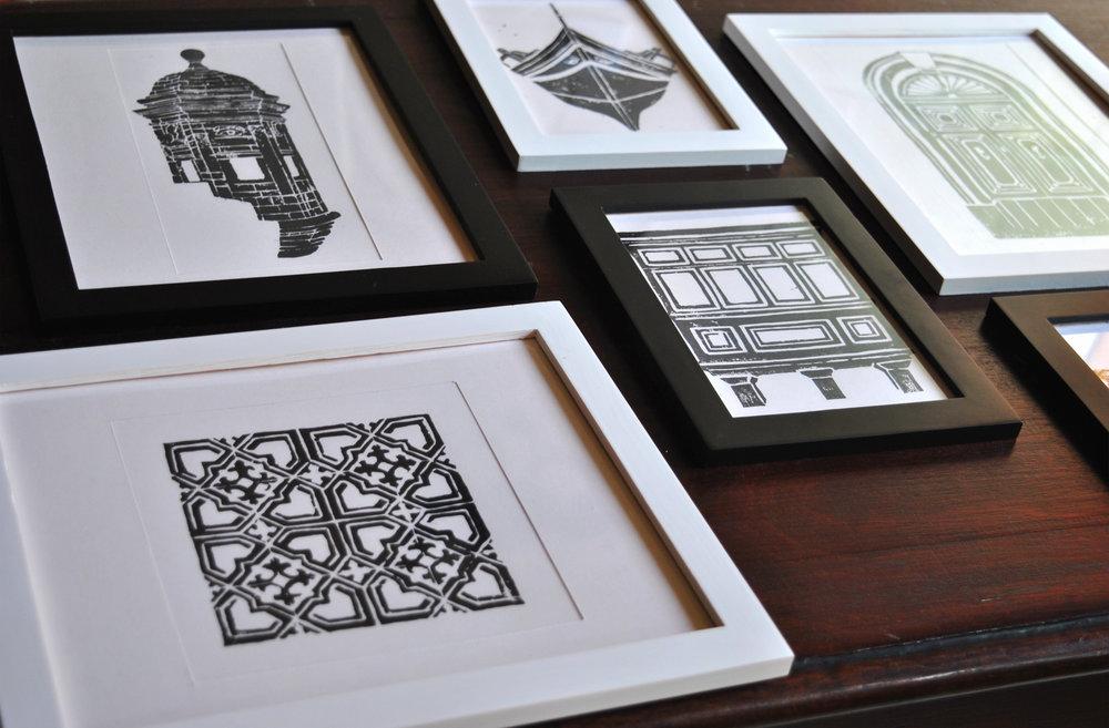 Maltese Print - Series