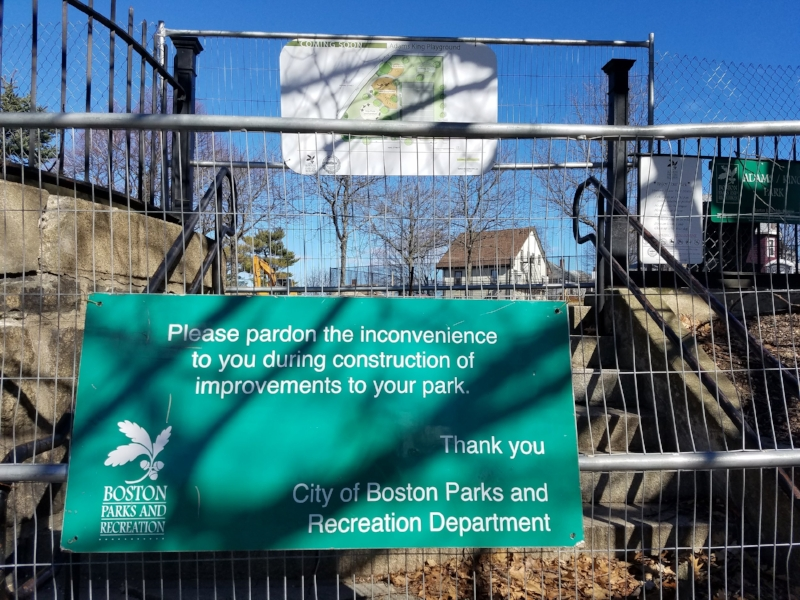 Advocacy helps produce investments in our open spaces