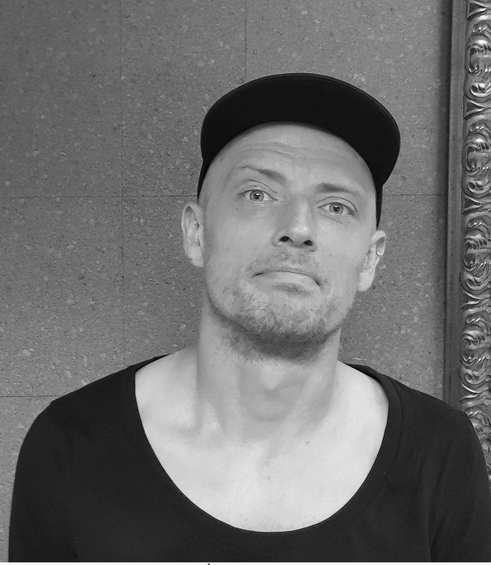 Kuba Drewa, Studio 1 Coordinator Studio1@