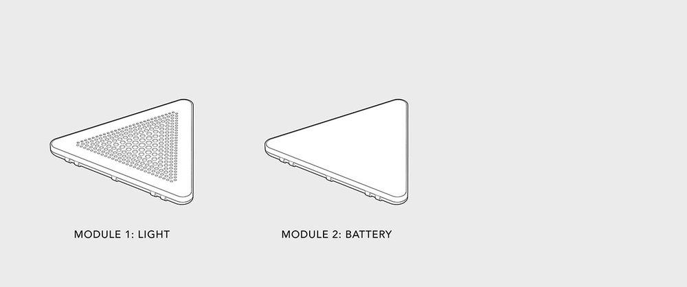 SMARTBUNCH Light Battery