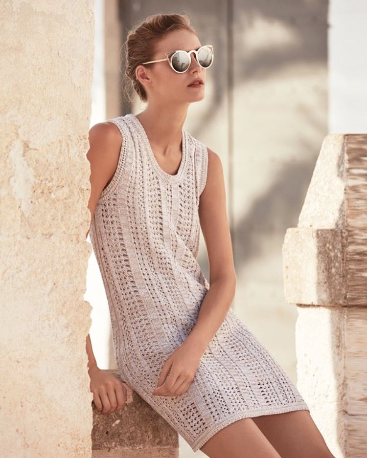 Pizzo: The Dress that Loves Summer Vacation