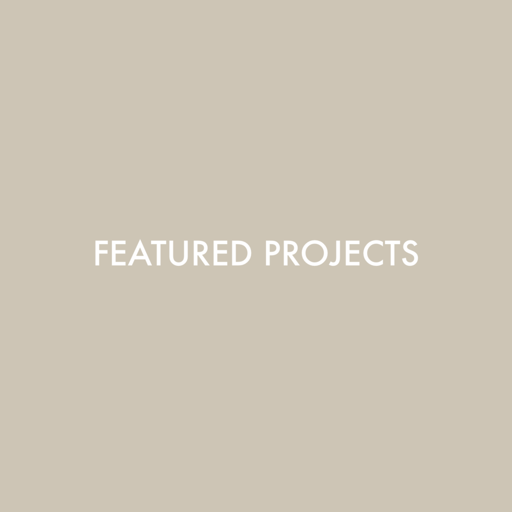 Featured Projects