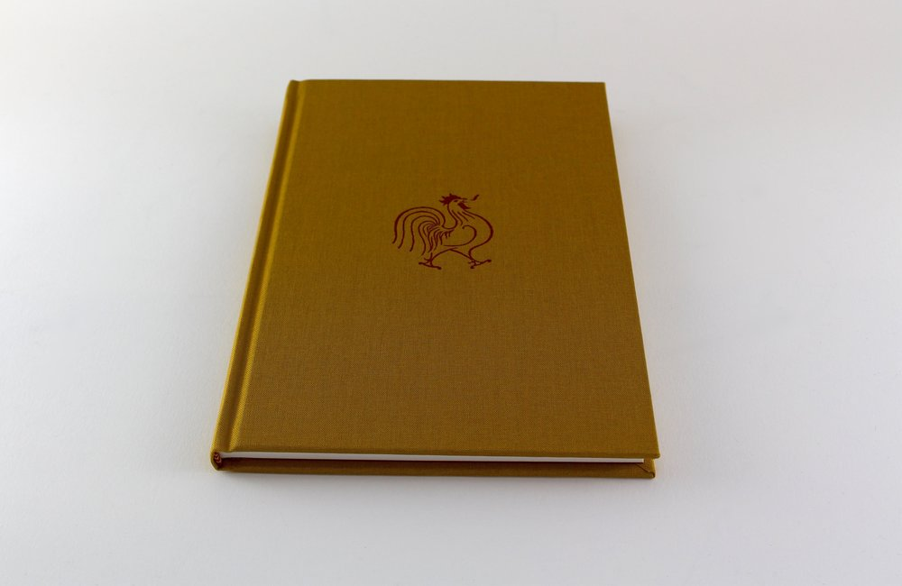 The hardback edition