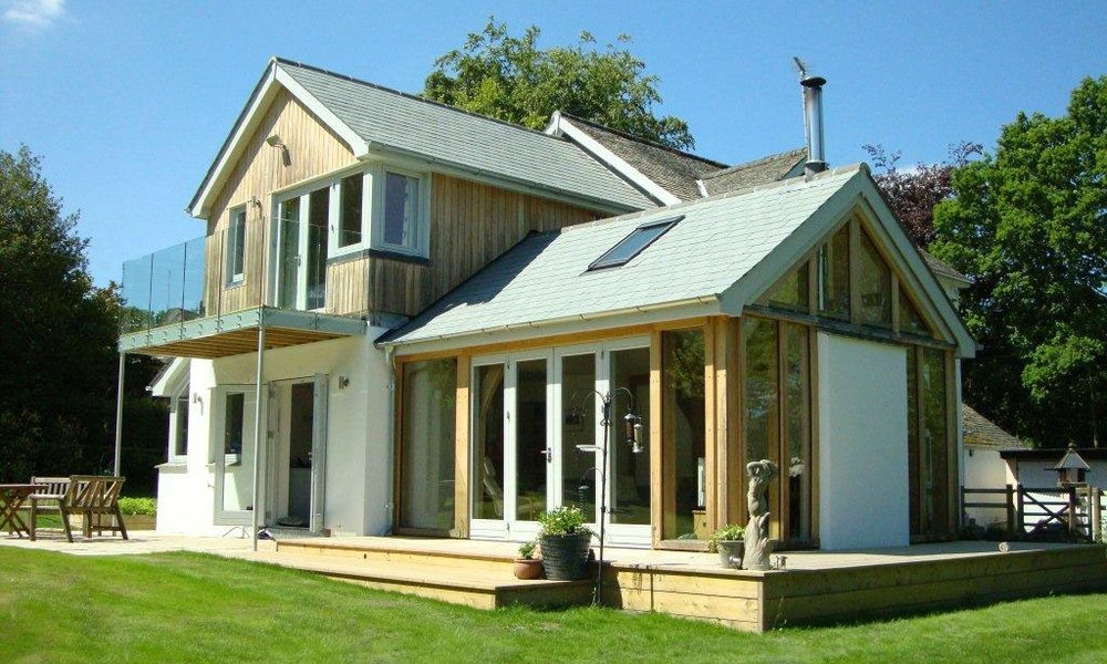 OAK FRAME HOUSES & EXTENSIONS -