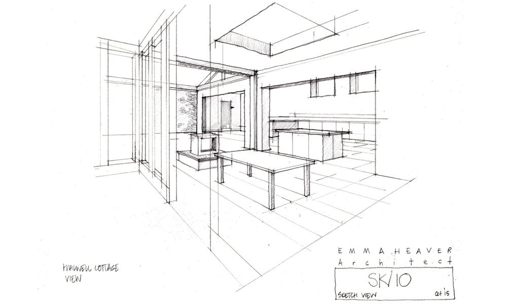WORKING WITH EMMA HEAVER ARCHITECT -