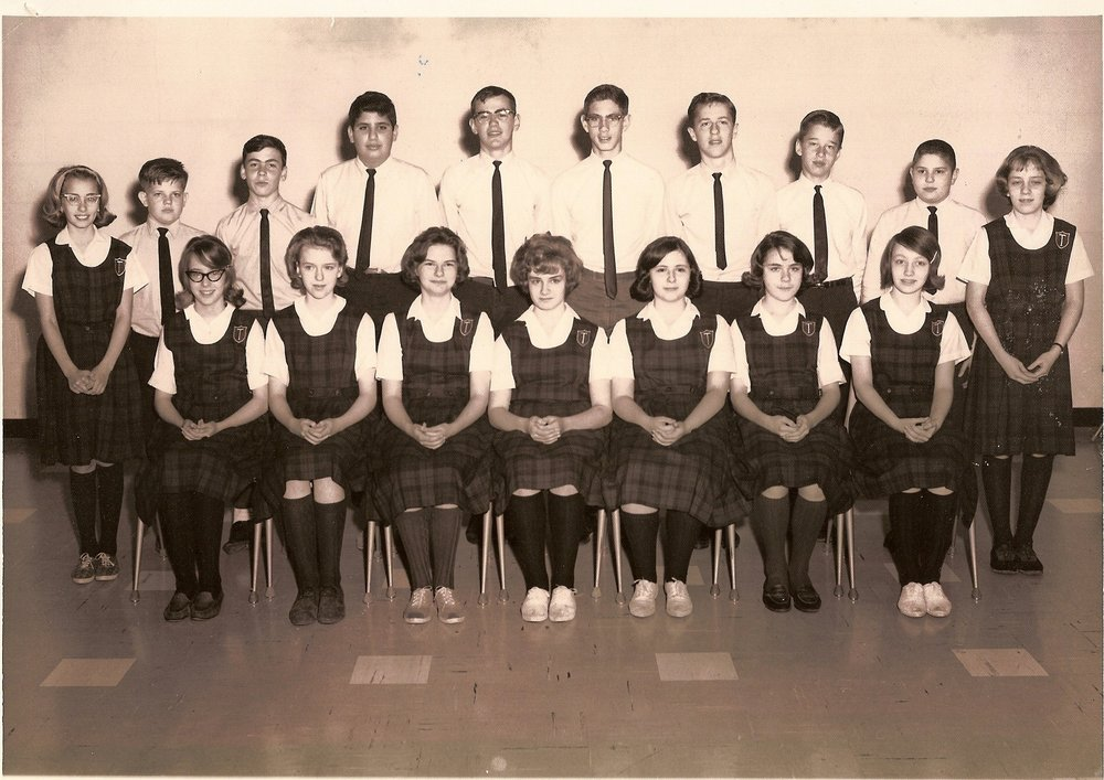 Class of 1964 (First Class)