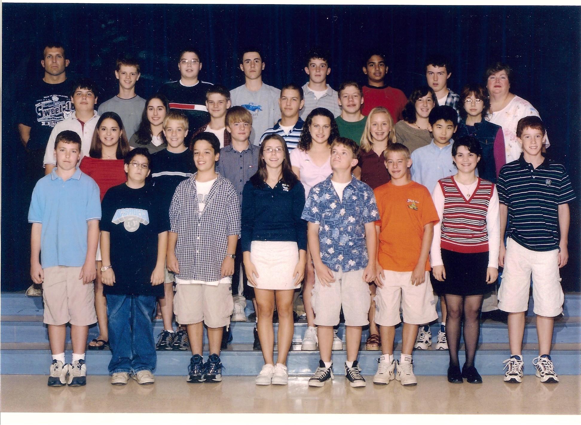 Alumni Gallery St Timothy Catholic Church Andrew Smith Bermuda Shorts Navy 38 Class Of 2004