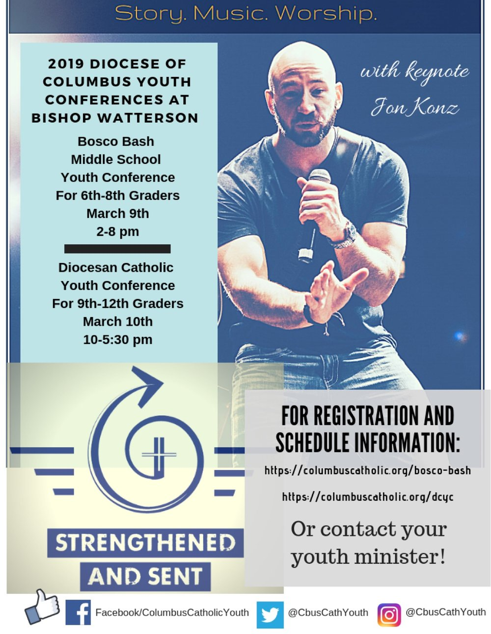Diocesan Catholic Youth Conference