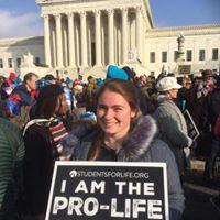 Pro-Life Alumnus!