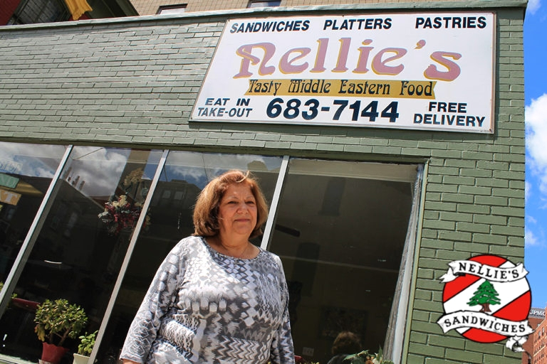 Nellie's Sandwiches     Photo courtesy of  onlyinoakland.org