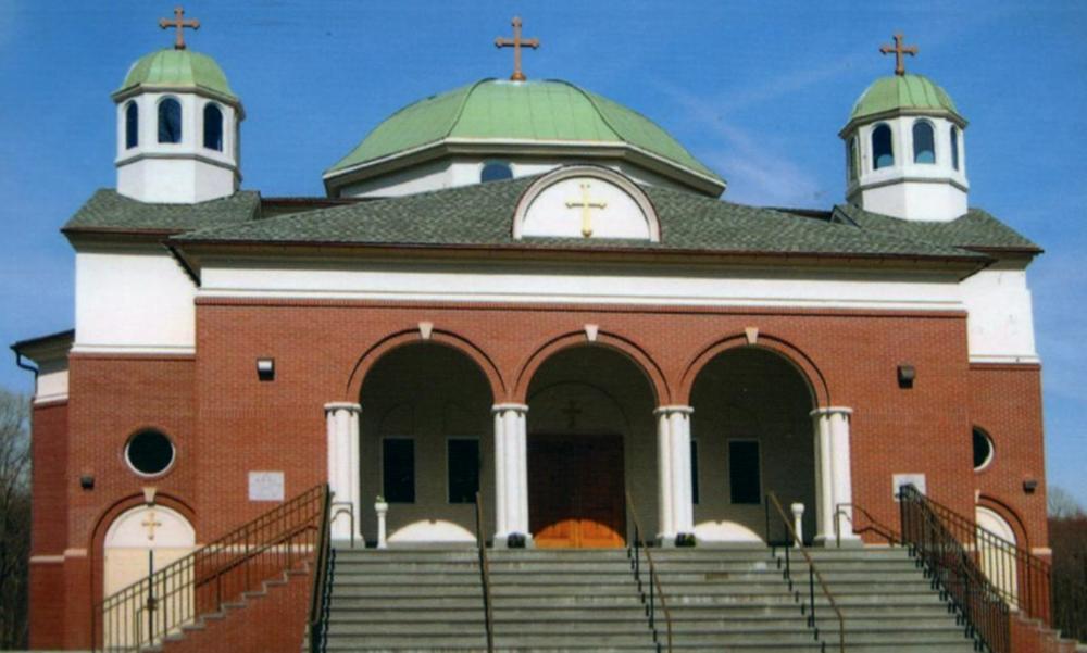 St. Dimitrie Romanian Orthodox Church Easton, CT Architect: Guedes Associates Inc, Bridgeport, CT