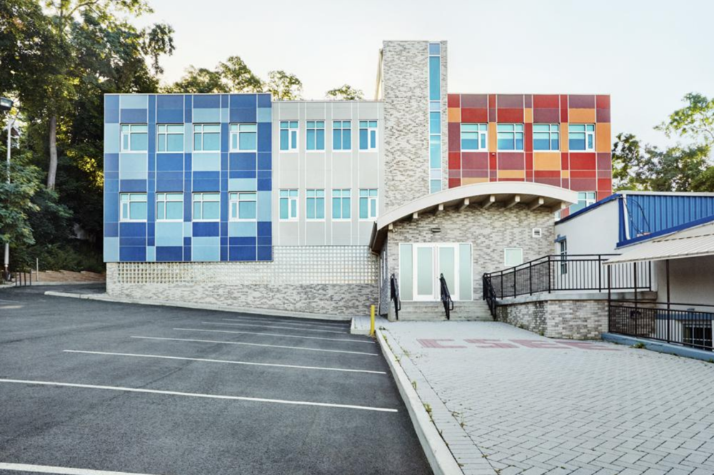 Charter School for Educational Excellences, Yonkers, NY Architect: Partners for Architecture Stamford, CT