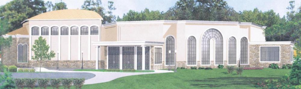 Montebello Jewish Center, Montebello, NY Architect: D. Mayerfeld Associates, New York, NY