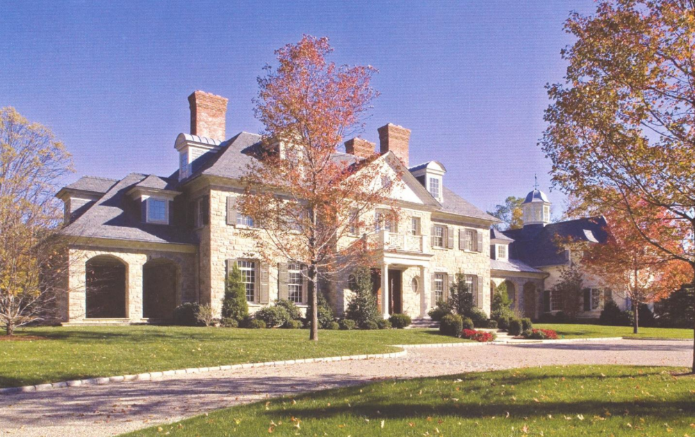 Single Family Residence, Greenwich, CT Architect:  Aberdeen Properties Inc ., Greenwich, CT
