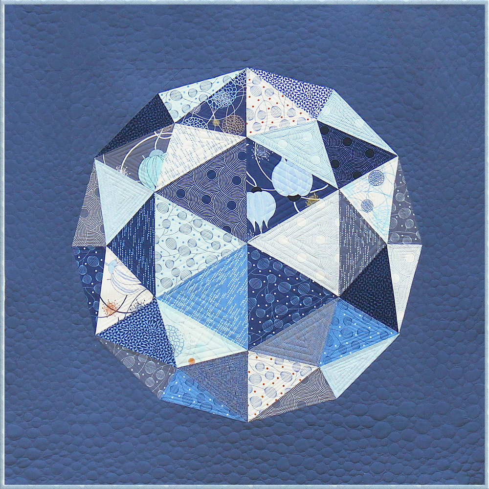 EVENTS — Zen Chic - modern fabrics and quilts : globe quilt - Adamdwight.com