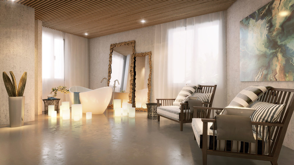 Spa at Seven Pines Resort Ibiza