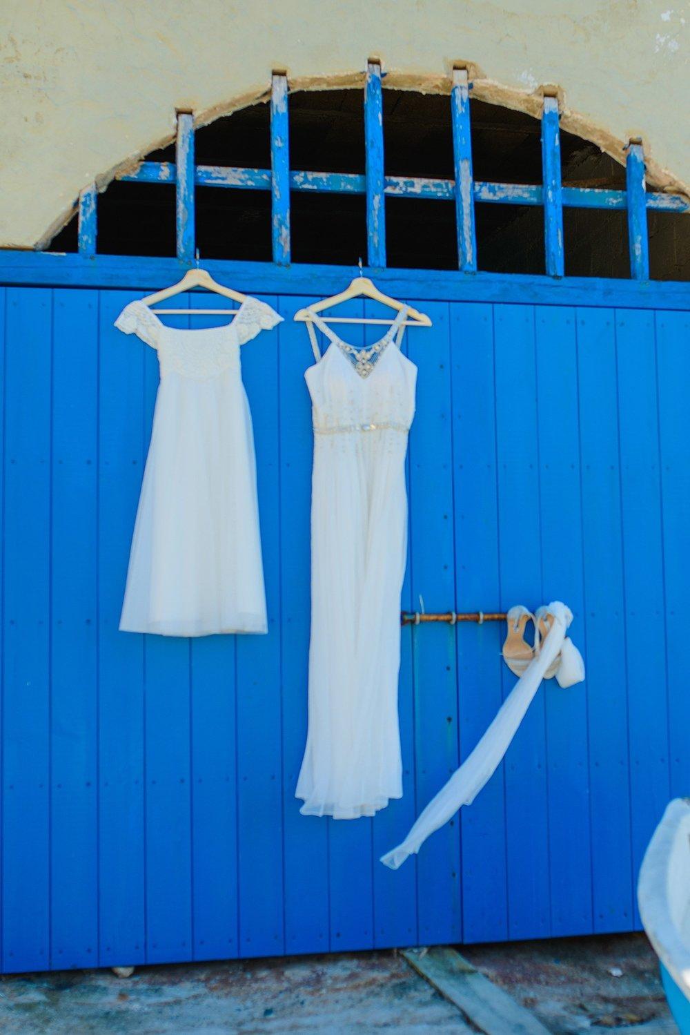 Wedding at Los Enamorados, Ibiza