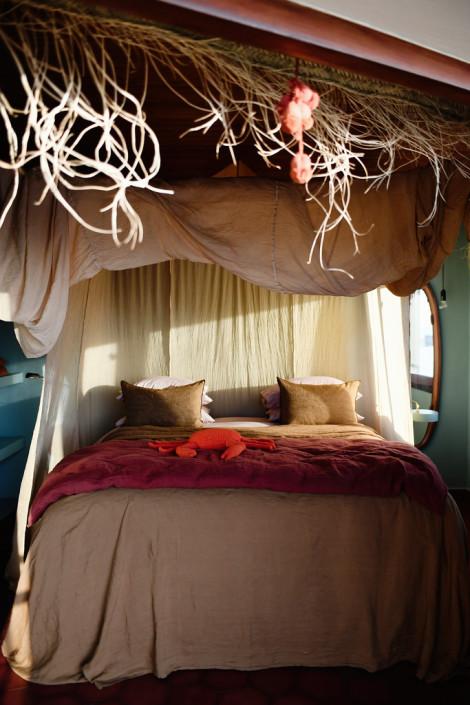 Hotel room at Los Enamorados, Ibiza